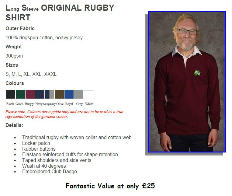Bp Rugby Shirt 19